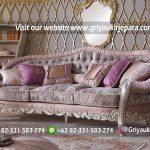 Sofa Ruang Tamu Mewah Fortuna