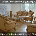 17 Gambar Sofa Ruang Tamu Jati Murah