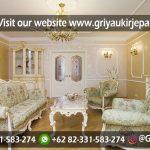 Sofa Ruang Tamu Mewah Bennington