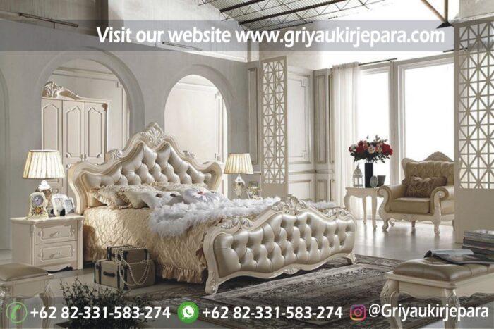 tempat tidur modern cat duco