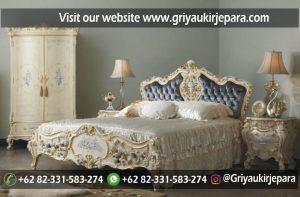 Tempat Tidur Jati Raccoco BED 022