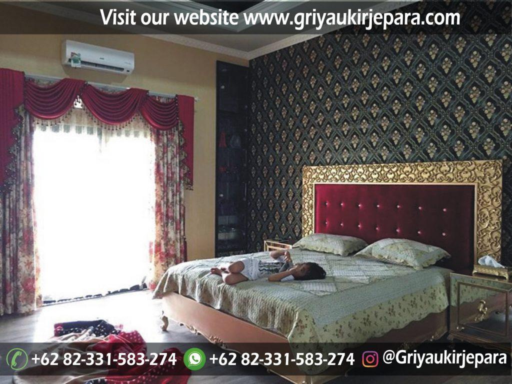 kamar set 65 1024x767 - Tempat Tidur Warna Gold BED 018