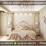 Tempat Tidur Modern Jepara / Dipan Tempat Tidur Mewah
