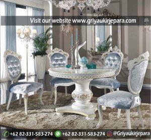 meja makan20 300x278 - Meja Makan Jati 4 Kursi Veneer Inlay