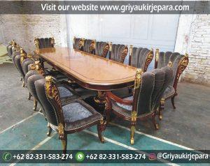 meja makan30 300x238 - Meja Makan Jati Minerva Mewah
