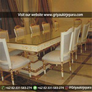 meja makan61 300x300 - Meja Makan Jati Minerva Mewah