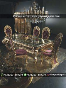 meja makan64 225x300 - Meja Makan Jati Minerva Mewah