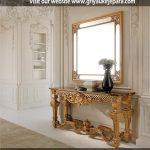 10+ Model Meja Konsul Jati Furniture Jepara