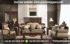 Sofa Ruang Tamu Jati Jepara Ukiran Mewah