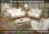Sofa Ruang Tamu Jati Jepara Ukiran Mewah SRT 122-124