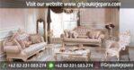 20+ Sofa Ruang Tamu Jati Mewah Terbaru