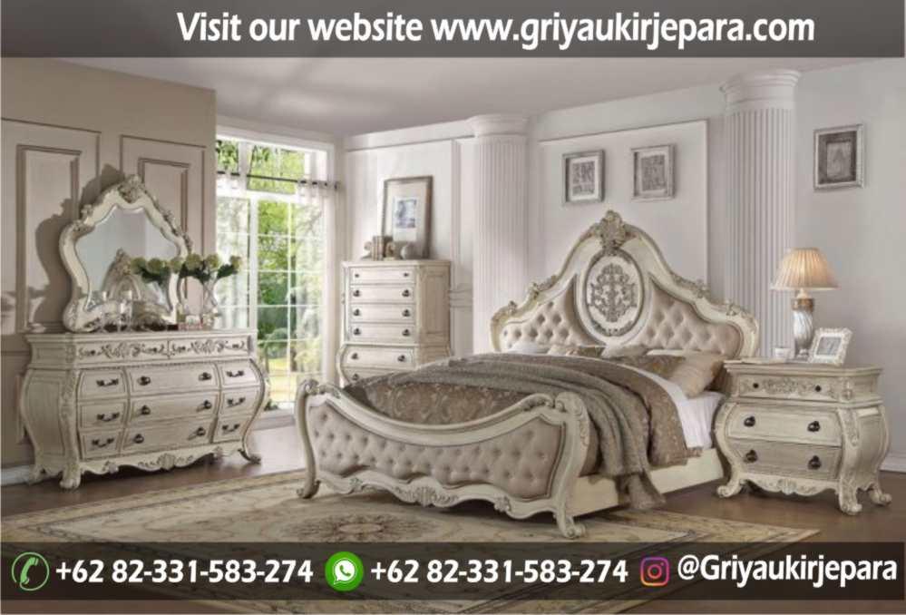 gambar kamar set modern dan klasik ukiran Jepara griya ukir jepara 1 - 10+ Desain Kamar Set Mewah Modern