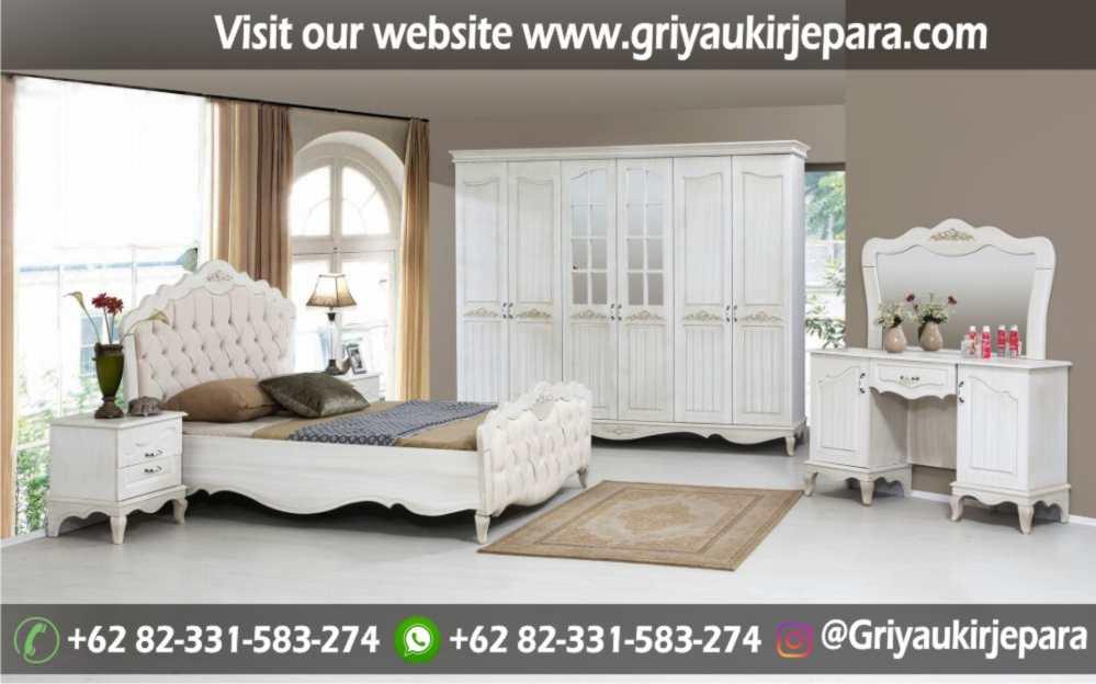 gambar kamar set modern dan klasik ukiran Jepara griya ukir jepara 11 - 10+ Desain Kamar Set Mewah Modern Jepara