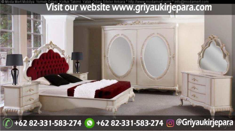 gambar kamar set modern dan klasik ukiran Jepara griya ukir jepara 12 - 10+ Desain Kamar Set Mewah Modern Jepara