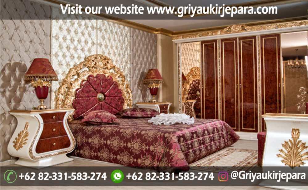 gambar kamar set modern dan klasik ukiran Jepara griya ukir jepara 13 - 10+ Desain Kamar Set Mewah Modern Jepara