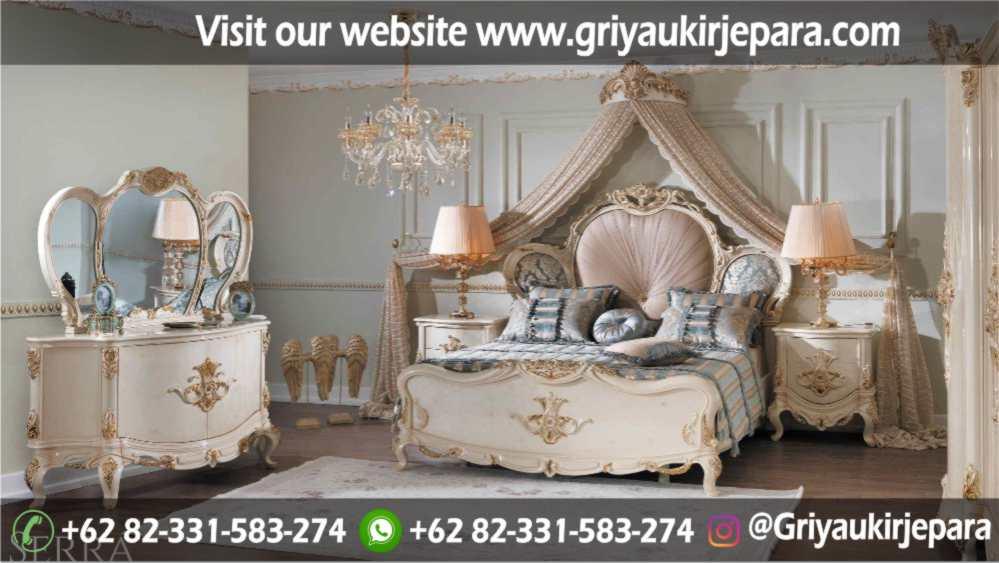 gambar kamar set modern dan klasik ukiran Jepara griya ukir jepara 14 - 10+ Desain Kamar Set Mewah Modern Jepara