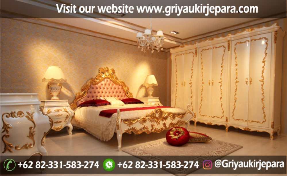 gambar kamar set modern dan klasik ukiran Jepara griya ukir jepara 15 - 10+ Desain Kamar Set Mewah Modern Jepara