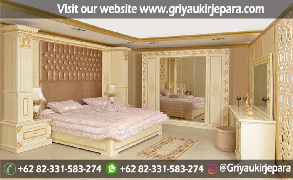 gambar kamar set modern dan klasik ukiran Jepara griya ukir jepara 16 - 10+ Desain Kamar Set Mewah Modern Jepara