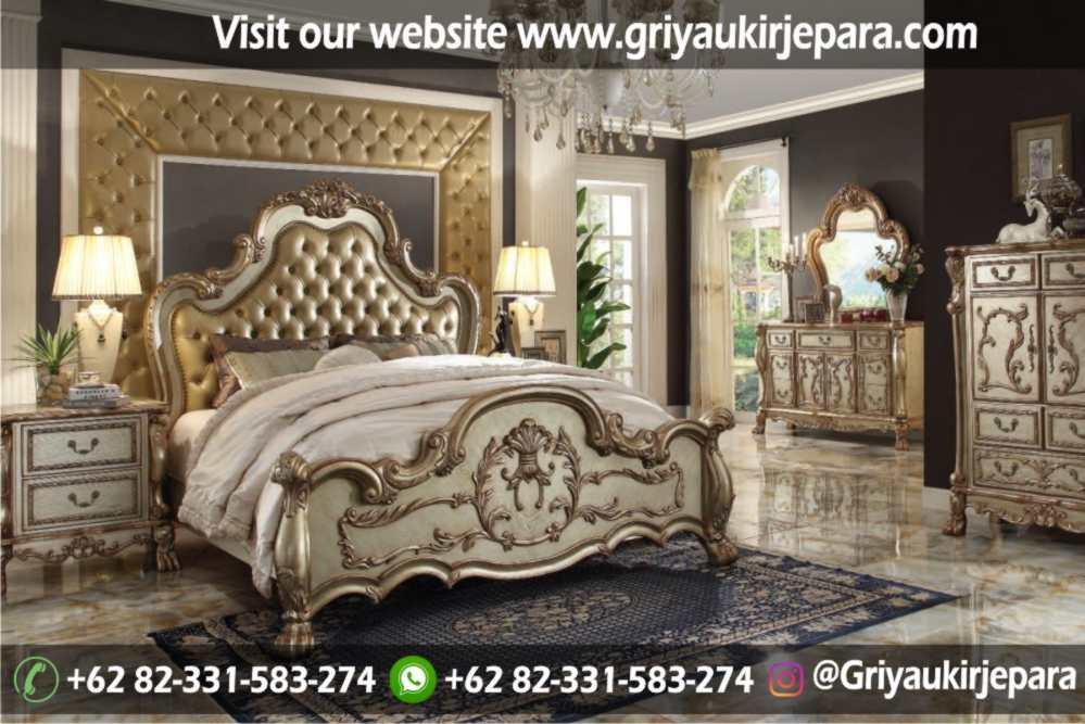 gambar kamar set modern dan klasik ukiran Jepara griya ukir jepara 18 - 10+ Desain Kamar Set Mewah Modern Jepara