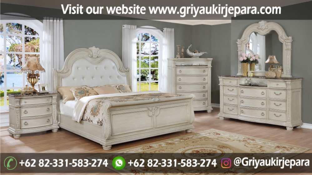 gambar kamar set modern dan klasik ukiran Jepara griya ukir jepara 2 - 10+ Desain Kamar Set Mewah Modern