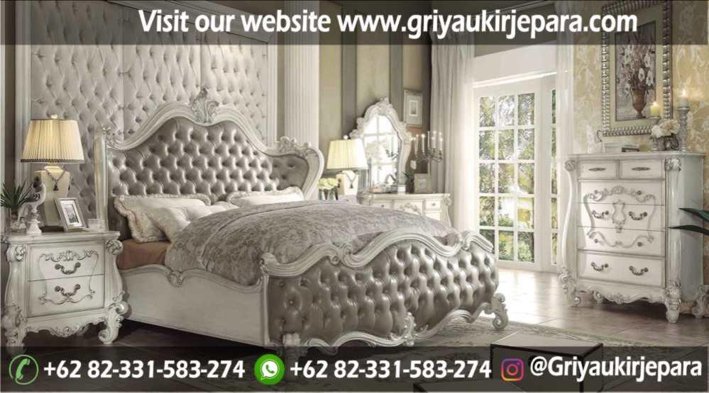 gambar kamar set modern dan klasik ukiran Jepara griya ukir jepara 25 - 10+ Desain Kamar Set Mewah Modern Jepara