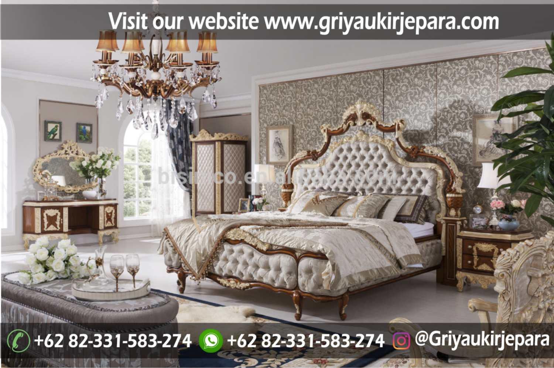 gambar kamar set modern dan klasik ukiran Jepara griya ukir jepara 26 - 10+ Desain Kamar Set Mewah Modern Jepara