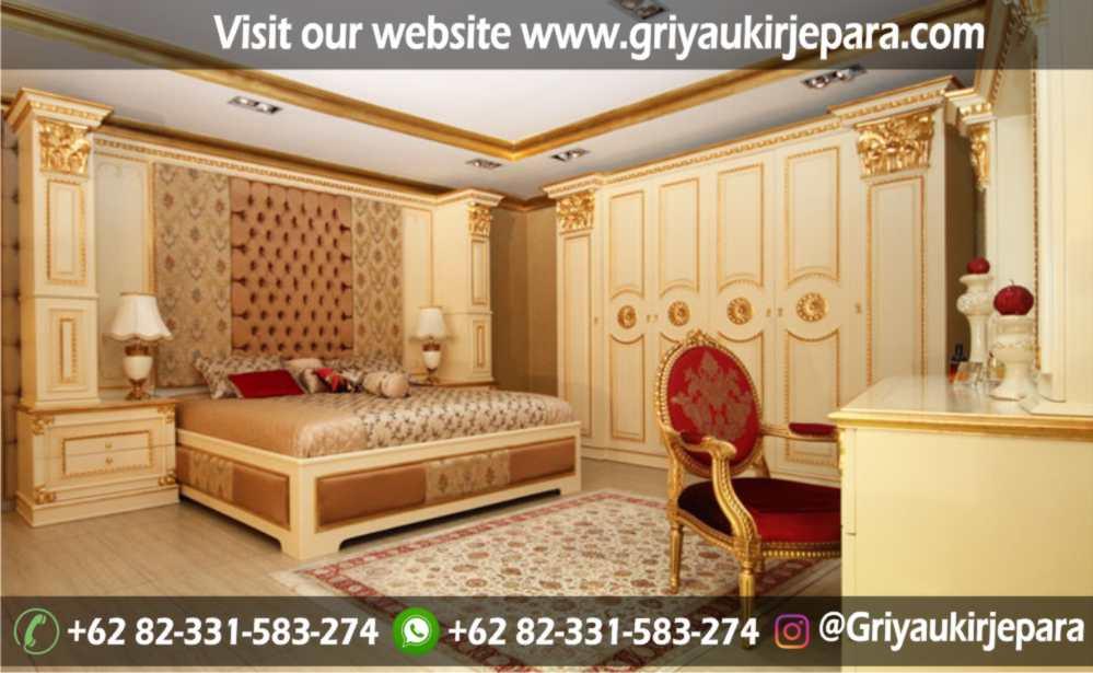 gambar kamar set modern dan klasik ukiran Jepara griya ukir jepara 27 - 10+ Desain Kamar Set Mewah Modern Jepara