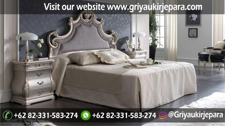 gambar kamar set modern dan klasik ukiran Jepara griya ukir jepara 5 - 10+ Desain Kamar Set Mewah Modern