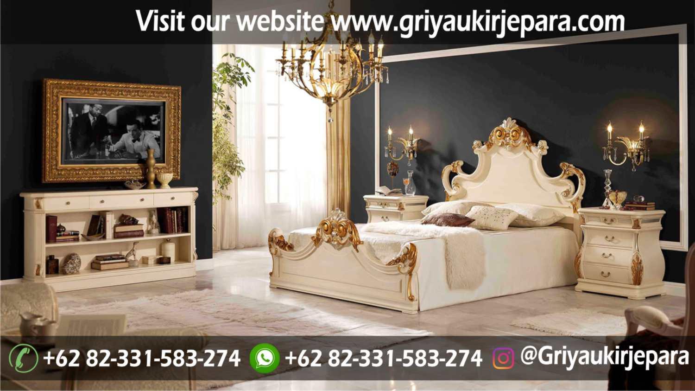 gambar kamar set modern dan klasik ukiran Jepara griya ukir jepara 6 - 10+ Desain Kamar Set Mewah Modern