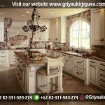10+ Model Kitchen Set Modern Design Mewah Terbaru