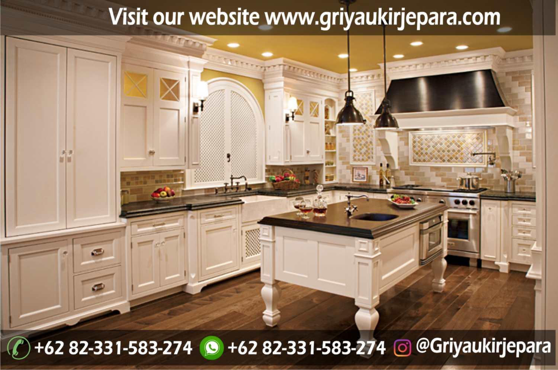 model kitchen set mewah dan minimalis Jepara Griya Ukir Jepara 44 - 10+ Model Kitchen Set Mewah Griya Ukir Jepara
