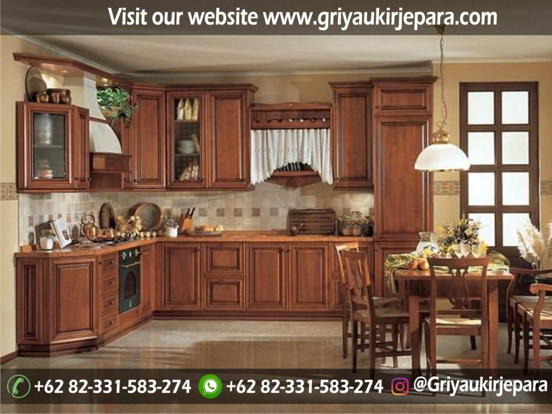 model kitchen set mewah dan minimalis Jepara Griya Ukir Jepara 46 - model kitchen set mewah dan minimalis Jepara Griya Ukir Jepara (46)