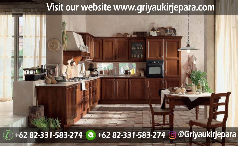 model kitchen set mewah dan minimalis Jepara Griya Ukir Jepara 6 - model kitchen set mewah dan minimalis Jepara Griya Ukir Jepara (6)