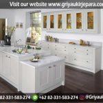 10+ Model Kitchen Set Modern Design Mewah Terbaru