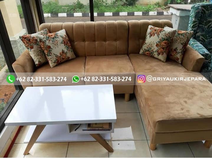 griya ukir jepara27 - 15 Model Sofa Sudut Jati Harga Murah