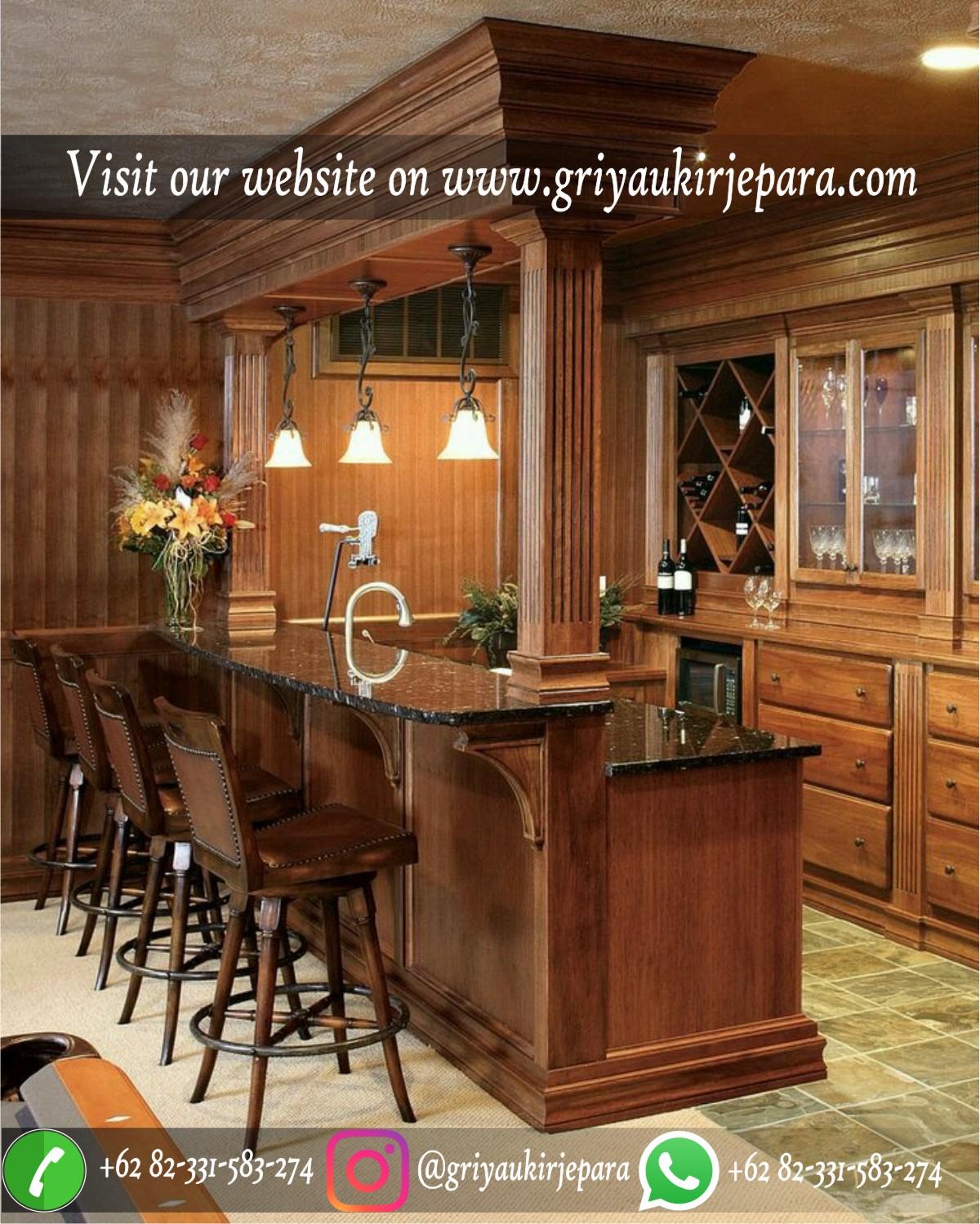 kursi dan meja bar 10 - Meja Dan Kursi Bar Cafe Minimalis