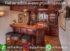 Meja Dan Kursi Bar Modern Jati Ukiran Jepara