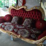 sofa santai jati mewah