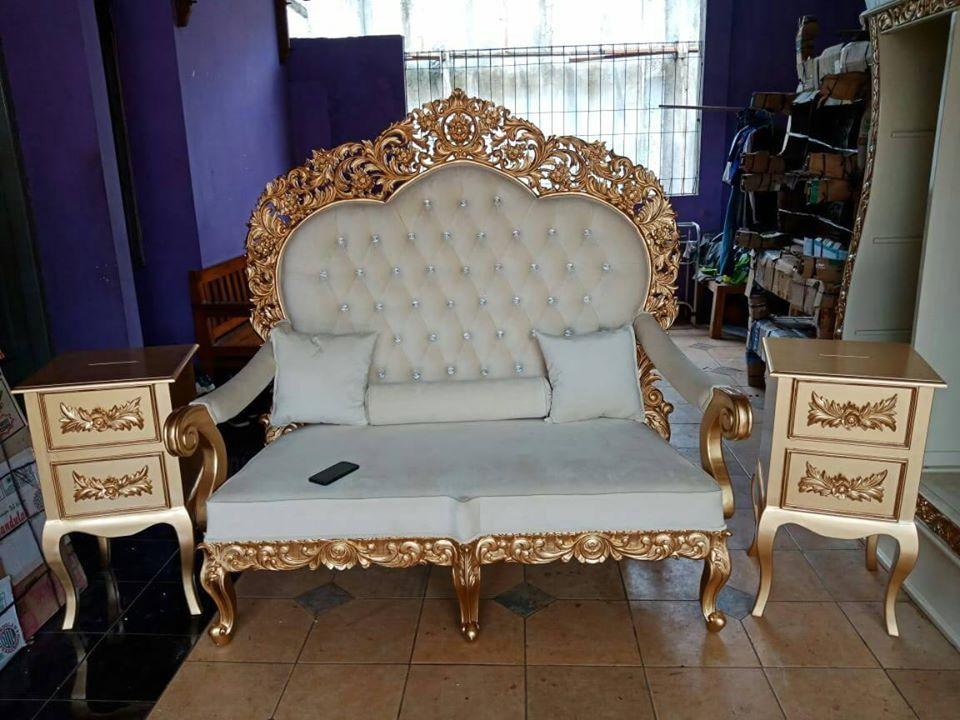 sofa ruang tamu jati 3 - Sofa Ruang Tamu Jati Full Jok Murah