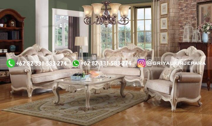 sofa ruang tamu jati mewah griya ukir jepara 100 - 50+ Sofa Ruang Tamu Jati Murah