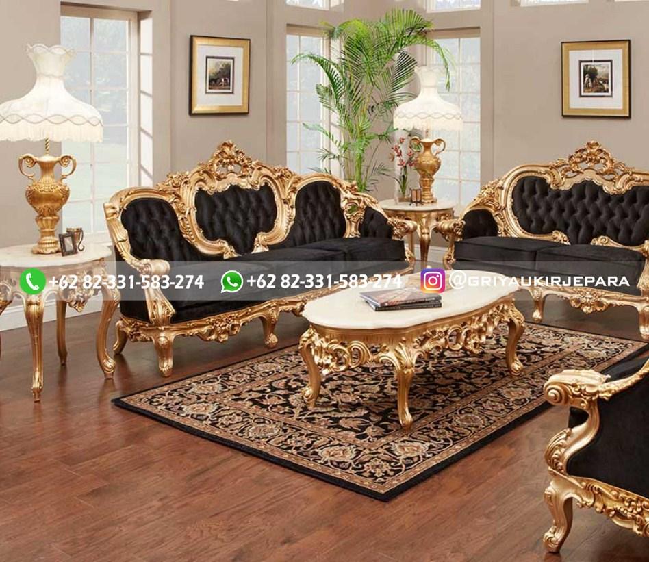 sofa ruang tamu jati mewah griya ukir jepara 101 - 50+ Sofa Ruang Tamu Jati Murah