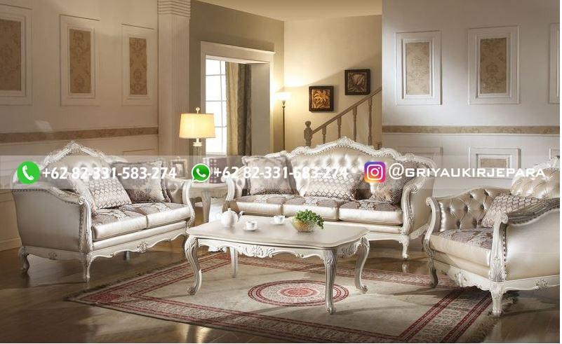 sofa ruang tamu jati mewah griya ukir jepara 106 - 50+ Sofa Ruang Tamu Jati Murah