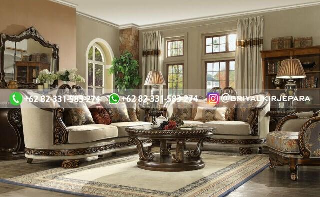 sofa ruang tamu jati mewah griya ukir jepara 112 - 17 Gambar Sofa Ruang Tamu Jati Murah