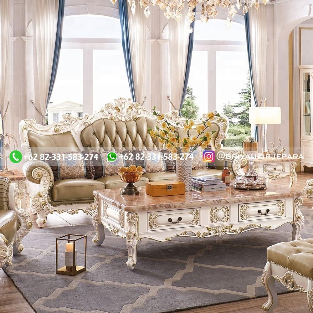 sofa ruang tamu jati mewah griya ukir jepara 115 - 15+ Sofa Ruang Tamu Jati Mewah Murah