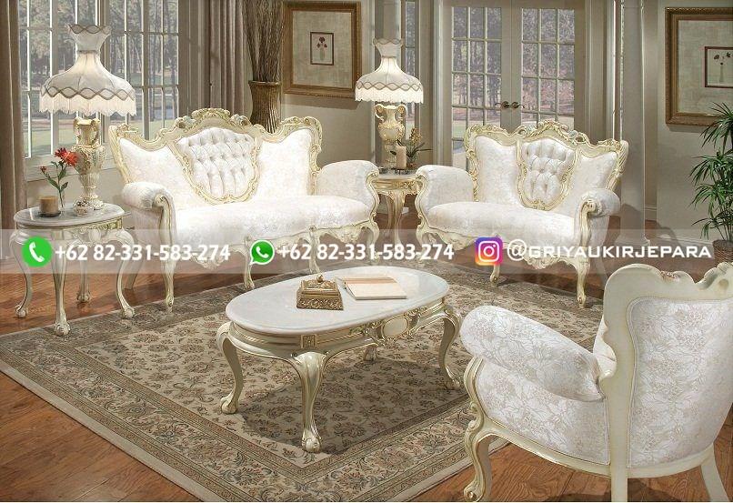 sofa ruang tamu jati mewah griya ukir jepara 122 - 50+ Sofa Ruang Tamu Jati Murah