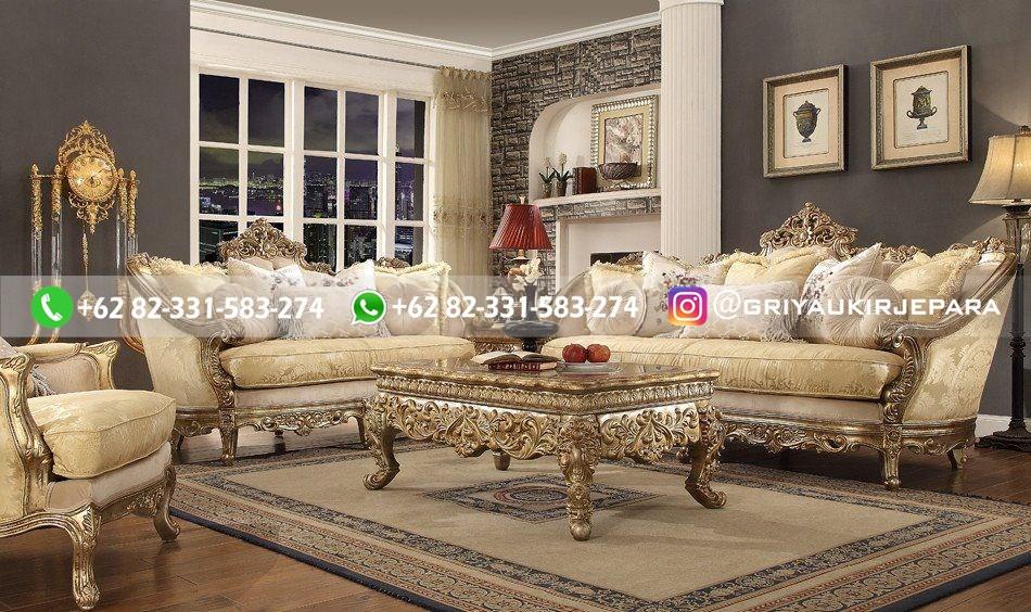 sofa ruang tamu jati mewah griya ukir jepara 79 - 70 Sofa Ruang Tamu Jati Mewah Murah