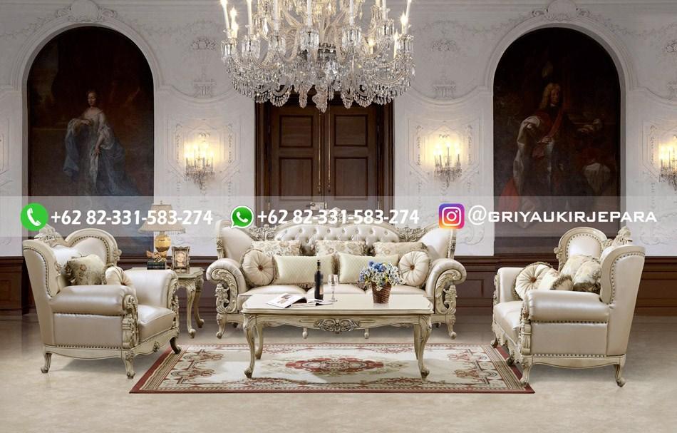sofa ruang tamu jati mewah griya ukir jepara 80 - 70 Sofa Ruang Tamu Jati Mewah Murah
