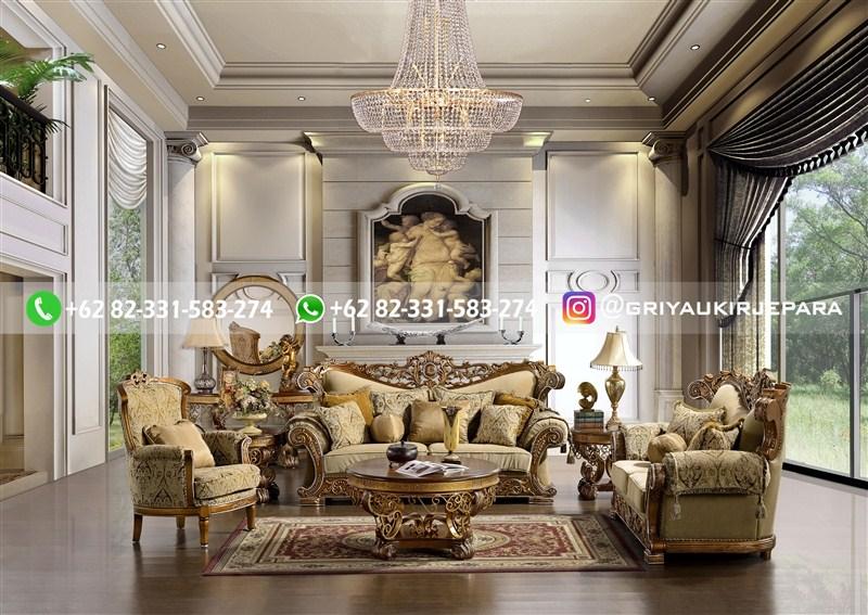 sofa ruang tamu jati mewah griya ukir jepara 82 - 70 Sofa Ruang Tamu Jati Mewah Murah