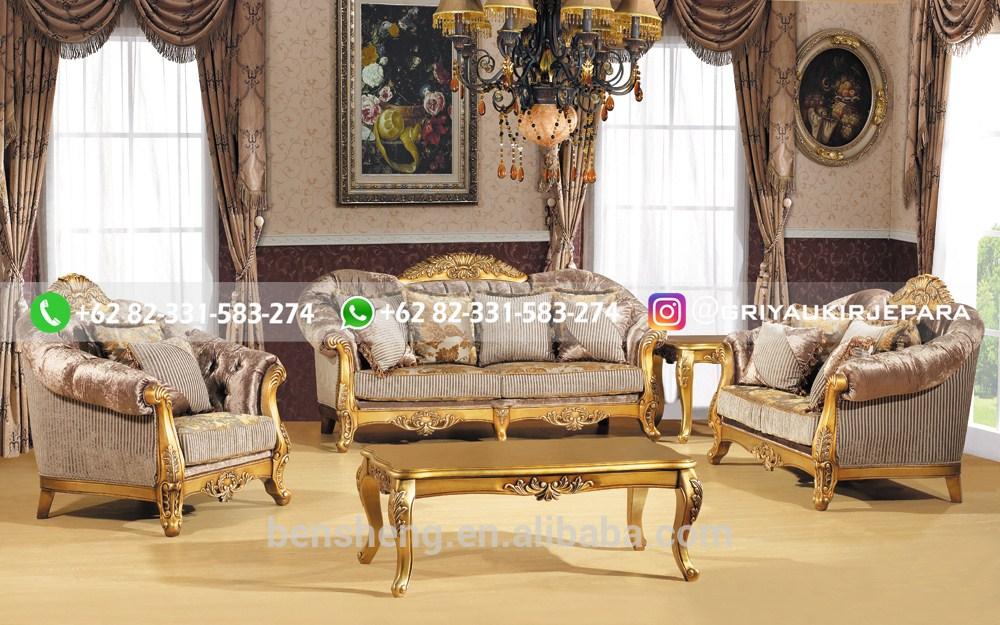 sofa ruang tamu jati mewah griya ukir jepara 88 - 70 Sofa Ruang Tamu Jati Mewah Murah