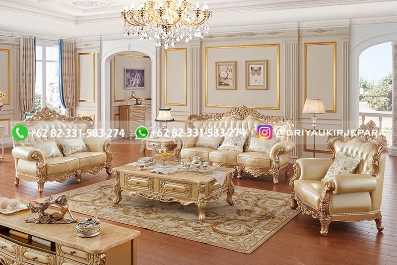 sofa ruang tamu jati mewah griya ukir jepara 89 - 50+ Sofa Ruang Tamu Jati Murah